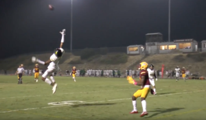 Saddleback Gauchos vs Golden West Rustlers Homecoming Football Game